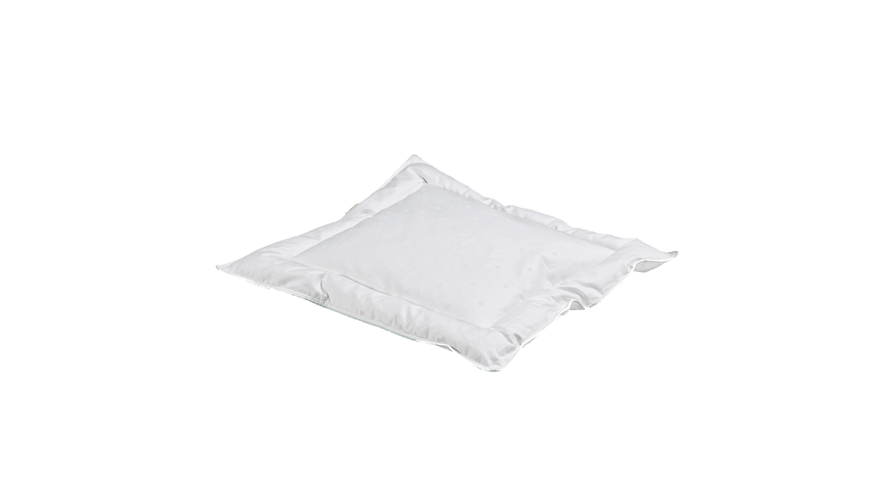 Fossflakes Baby Pillow