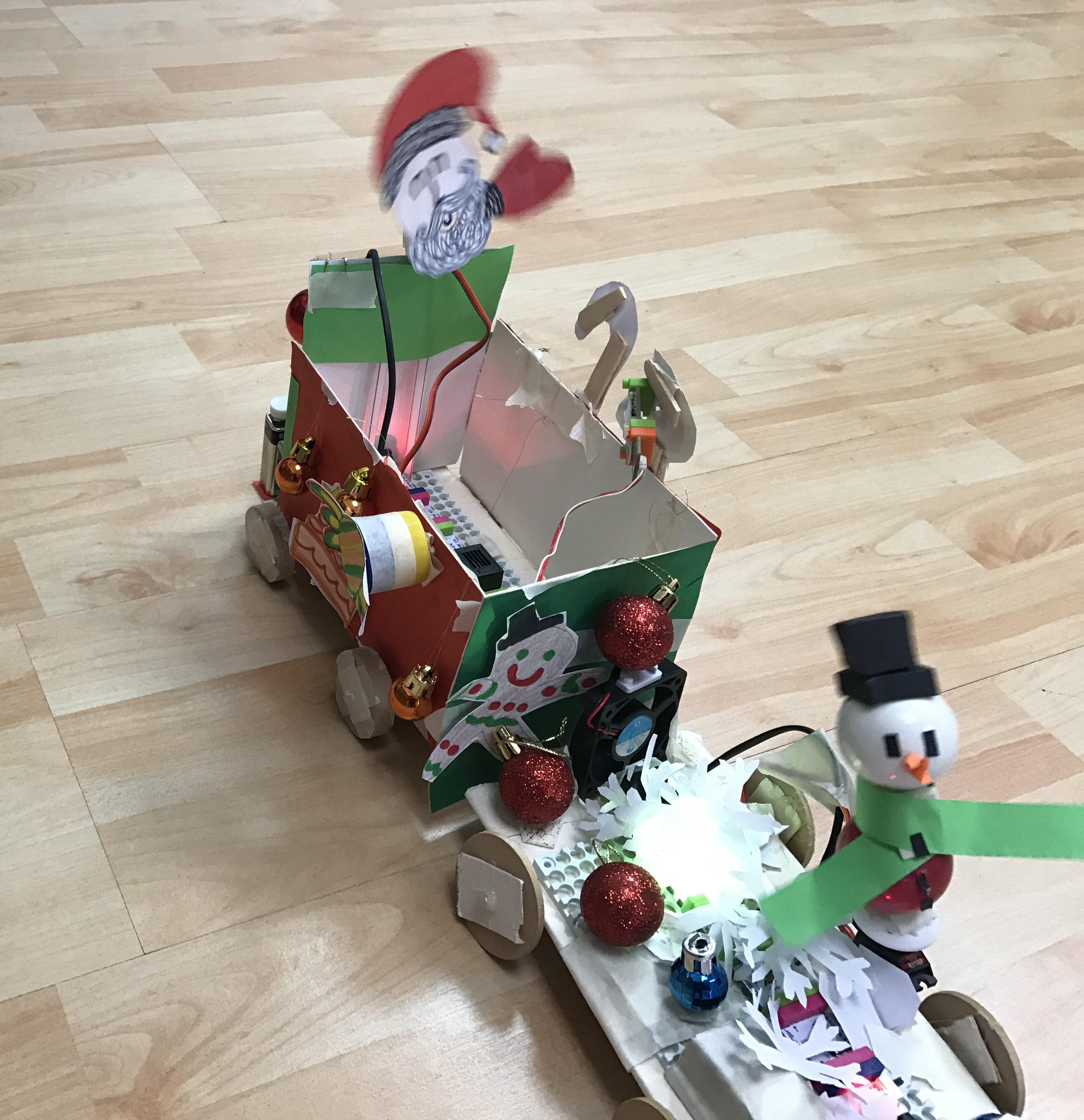 littleBits Navideño