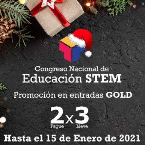 I Congreso Nacional de Educación STEM Gold