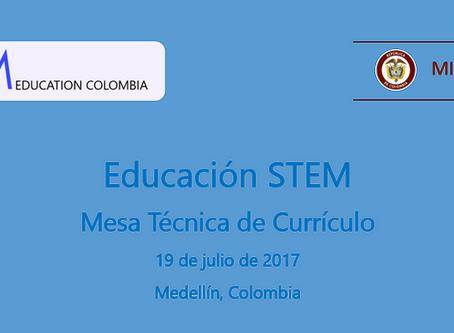El Ministerio de Educación Nacional analiza el estado actual de la Educación STEM en Colombia