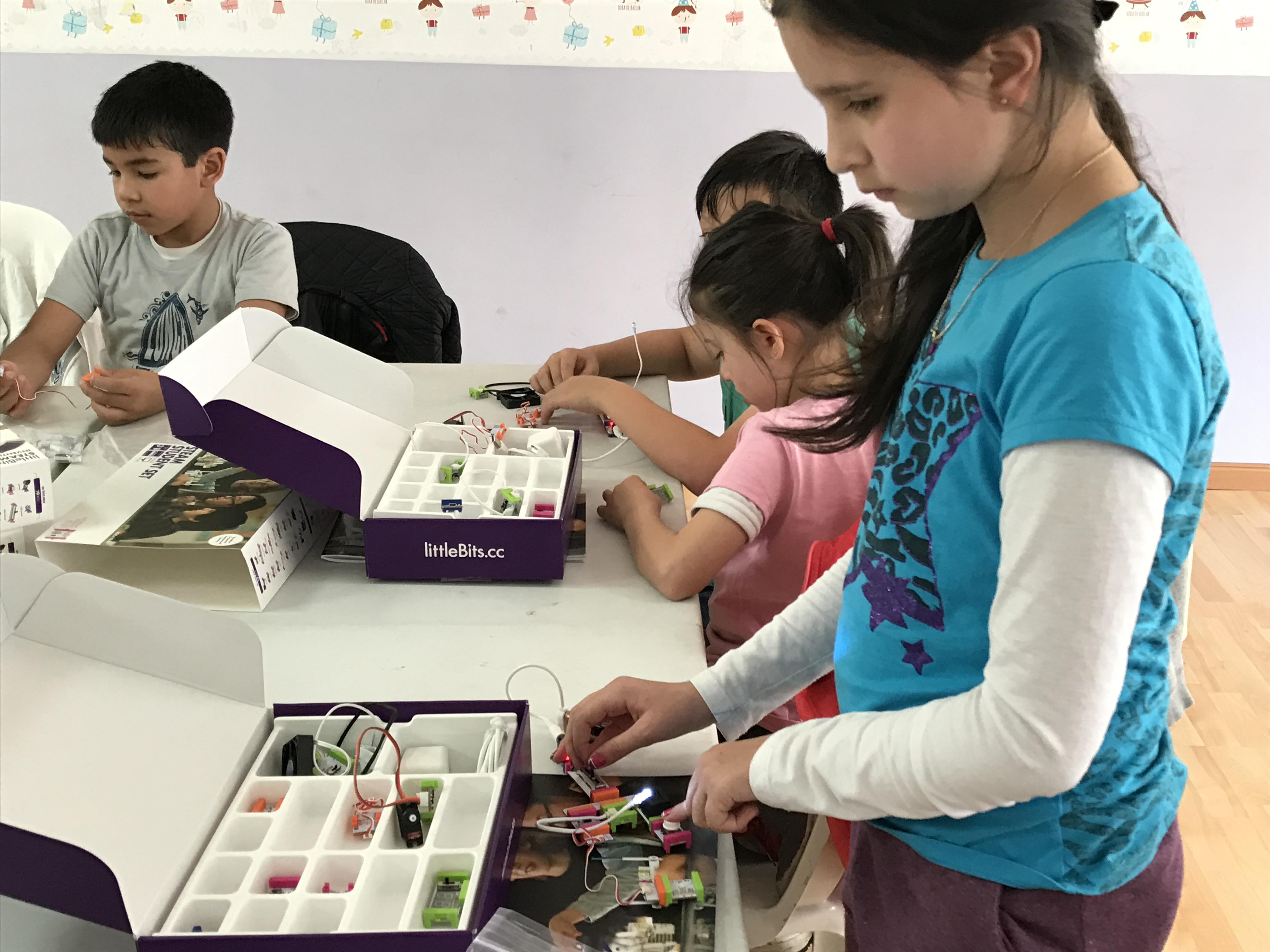 Conociendo a littleBits