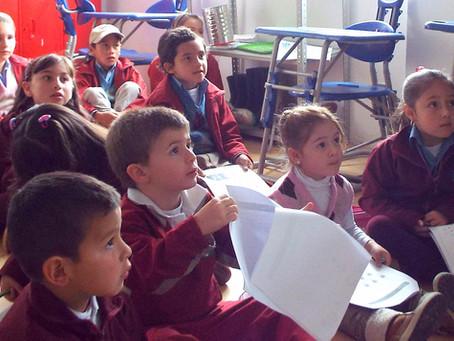 La Aventura STEM en El Colegio El Faro