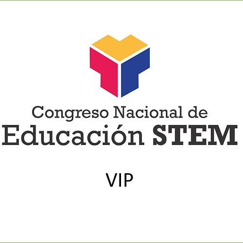 I Congreso Nacional de Educación STEM VIP (solo Colombia)