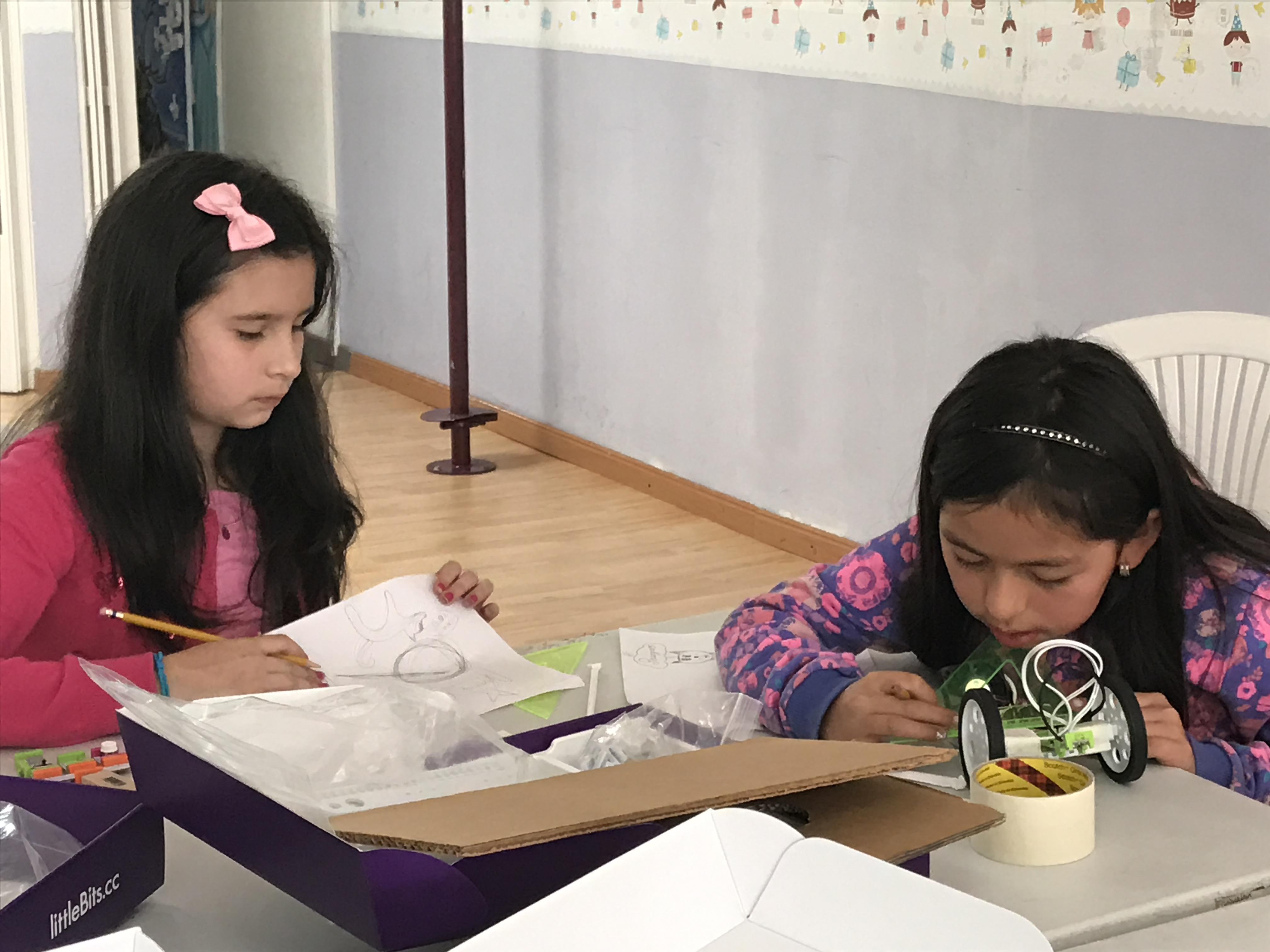 Planeando litlleBits