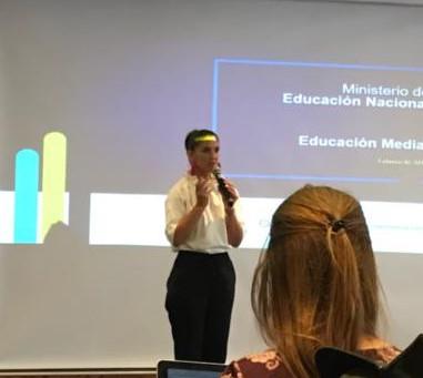 Transformando la educación media en Colombia
