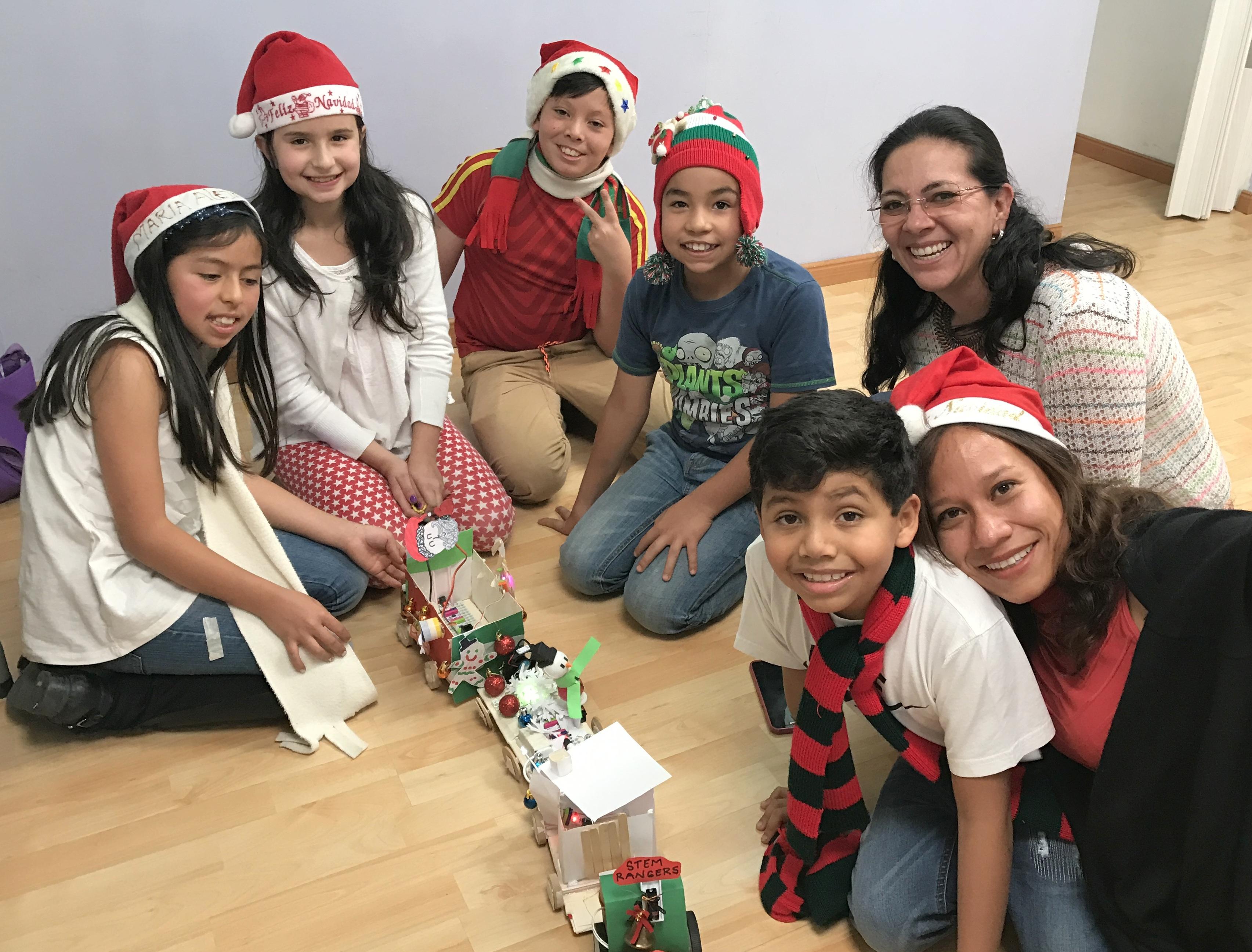 littleBits Navideño
