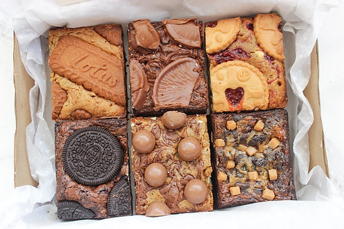 Brownie & Blondie Selection Box