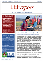 LEF Report Page 1