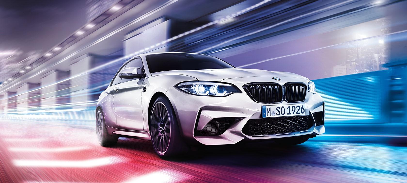 BMW M SERIES : Andreas Hempel