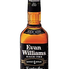 EVAN WILLIAMS BOTTLE