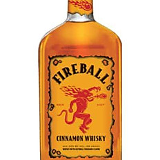 FIREBALL BOTTLE