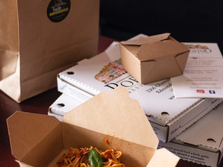 We are Committed to Providing Safe Take-Out and Deliveries