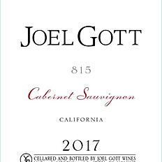 Joel Gott Washington Red Blend