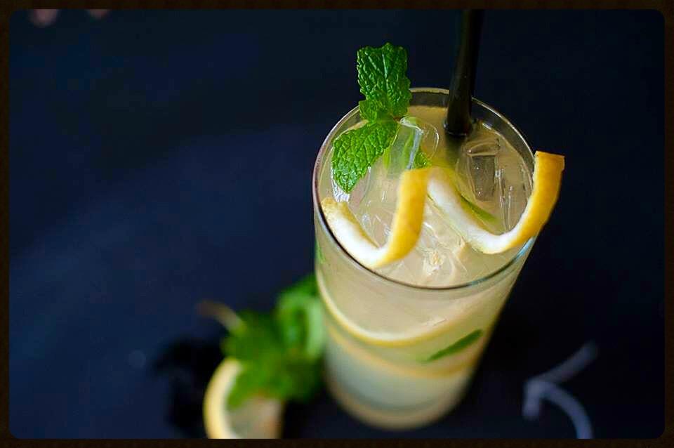 Happy Hour Summer Drinks