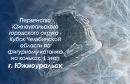 Кубок Челябинской области по фигурному катанию на коньках, 1 этап