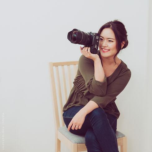hazuki photogrphy about