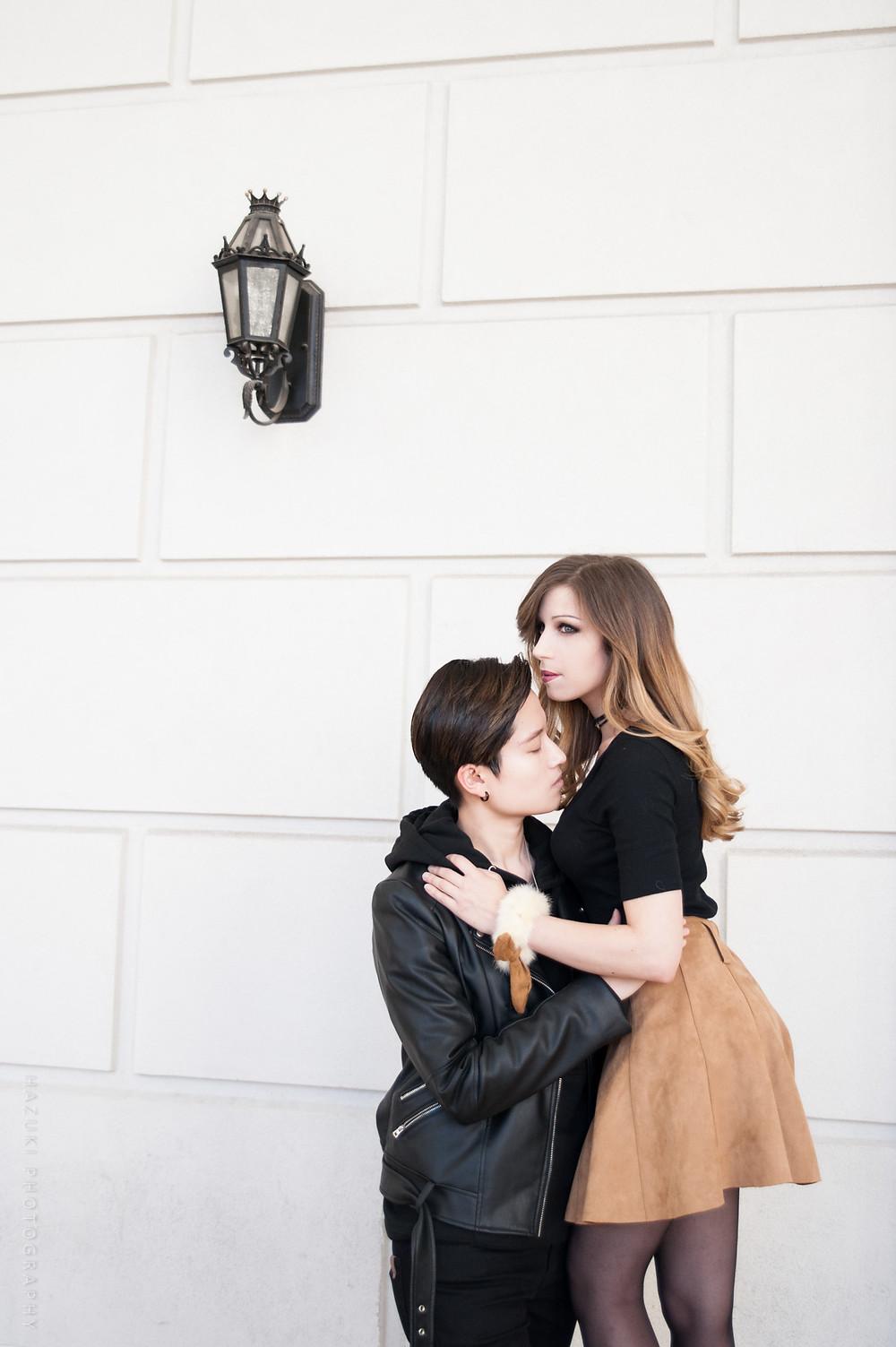 hazukiphotography_lasvegas_lesbiancouple_cute_taiwan_american_fashion