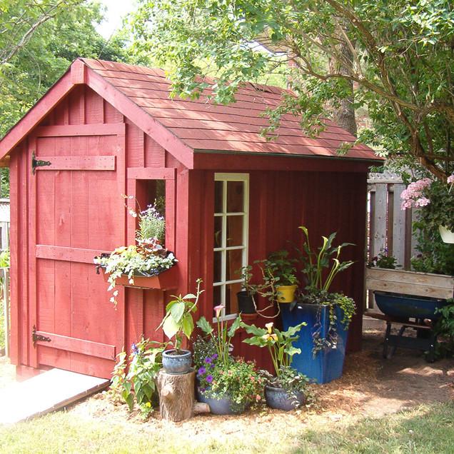 6x8 Medium Cottage
