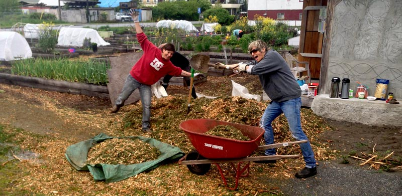 Squamish CAN Grow Community Garden
