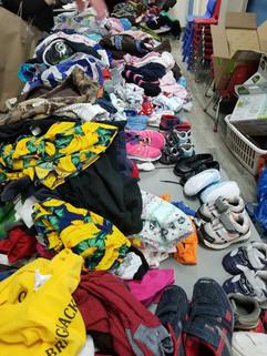 Clothing Swap 2019