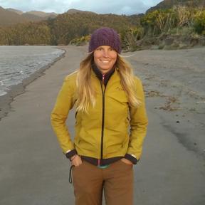Andrea Kittler - Communications Coordinator