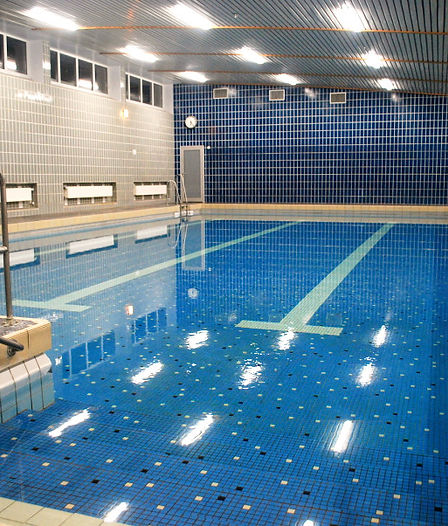 Lehrschwimmbecken Altengroden in Wilhelmshaven