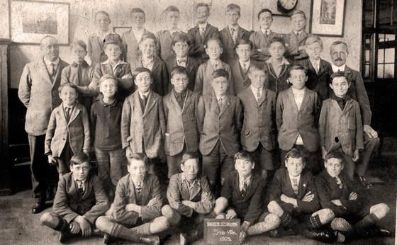 School Spirit -- The Freshman