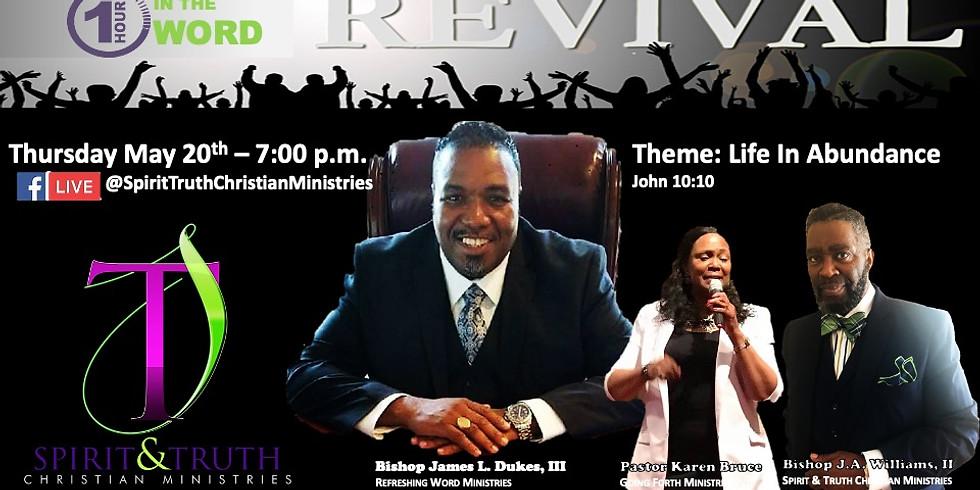 Revival - Week 3