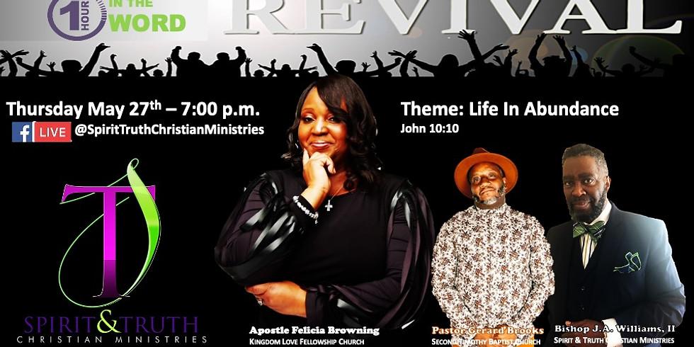 Revival - Week 4