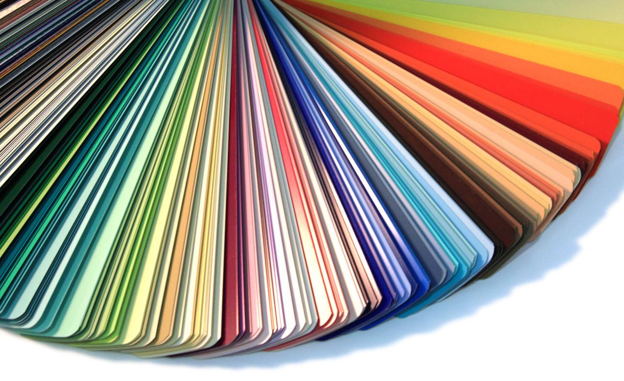 Nuancier colorimétrie pour conseil en image avec Teheni Dridi