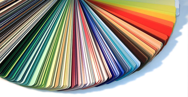 Paint Swatches for painters of frederick