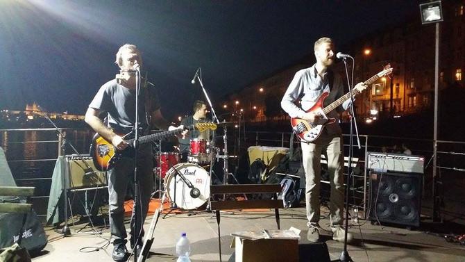 Špinaví Lůzři hrají v Blues Sklepu - čtvrtek 6. října