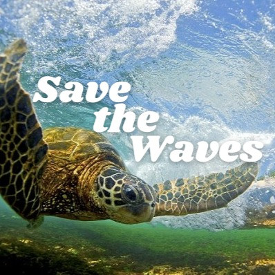 Save The Waves Campaign