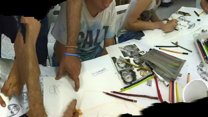 Vuelve a Quei15 bcn el Taller de caricatura con Pedro Espinosa