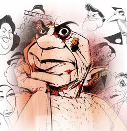 imagen Cartel Caricatura