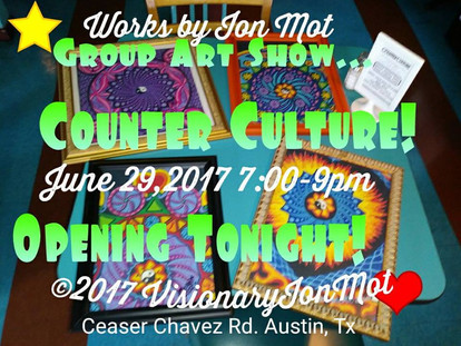 Counter Culture Opening