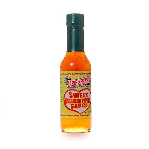 Marie Sharps Sweet Habanero Pepper Sauce