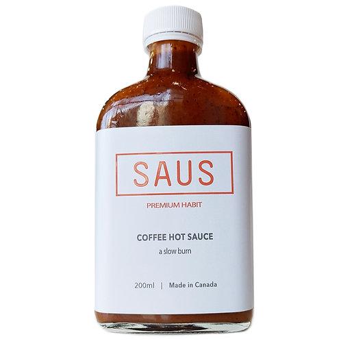 SAUS COFFEE HOT SAUCE