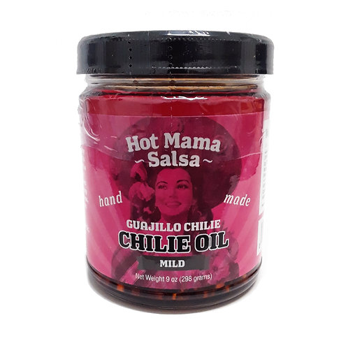 HOT MAMA GUAJILLO CHILIE OIL