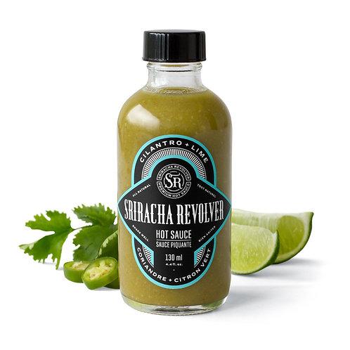Sriracha Revolver Cilantro Lime Hot Sauce