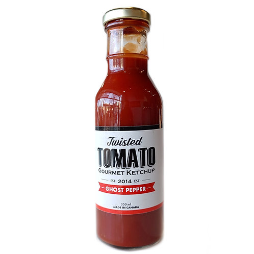 TWISTED GHOST PEPPER KETCHUP