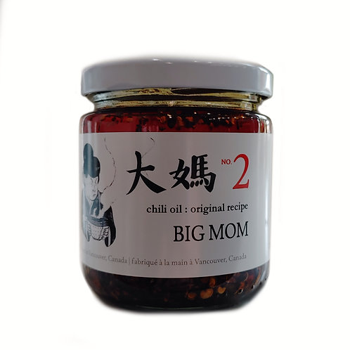 BIG MOM CHILI OIL