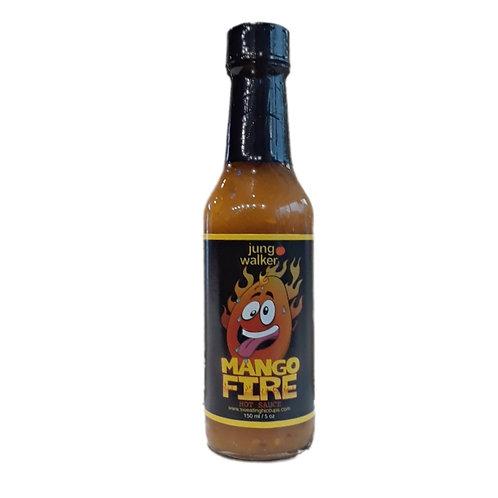 Jung Walker Mango Fire Hot Sauce