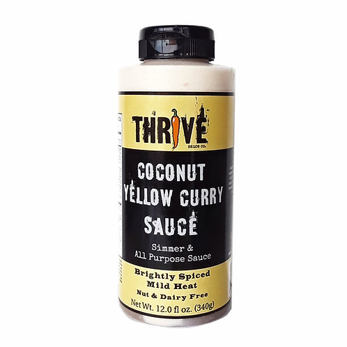 THRIVE COCONUT YELLOW CURRY SAUCE