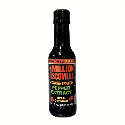 1MILLION SCOVILLE PEPPER EXTRACT