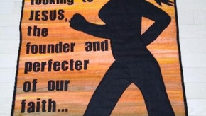 """""""Running the Race….Looking to Jesus"""""""