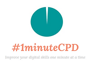 1 minute cpd logo