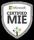 Microsoft in education logo