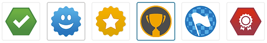 Blackboard Badge icons image