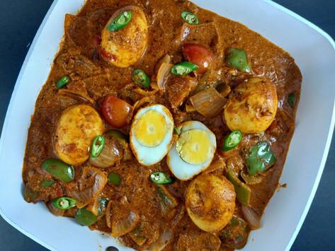 Egg Kadai